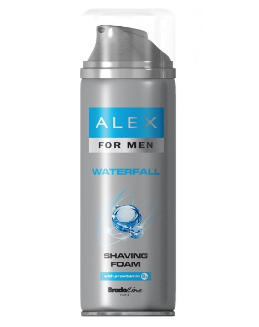 Alex borotvahab 200ml waterfall